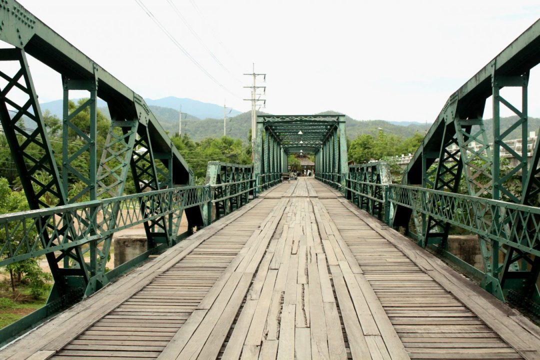 what to see in pai Friendship Bridge, Pai