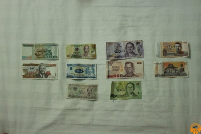 Money Cambodia Siem Reap how to change