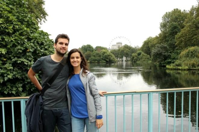 A Million Travels @ St. James's Park, London