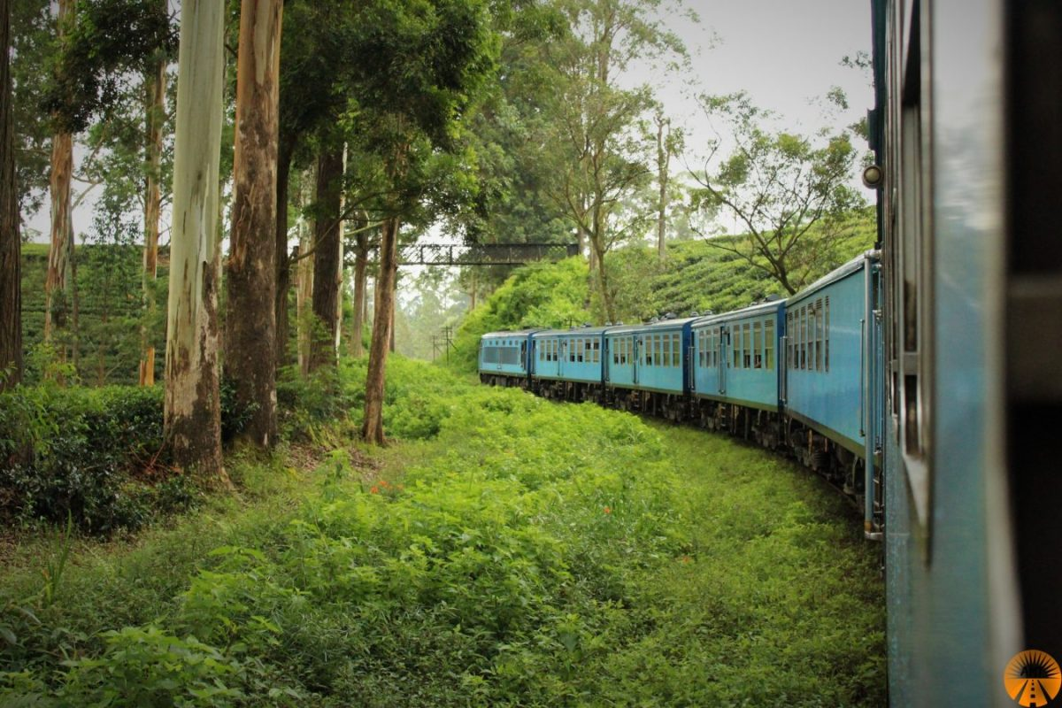 ELLA TO KANDY TRAIN: ONE OF THE BEST TRIPS EVER