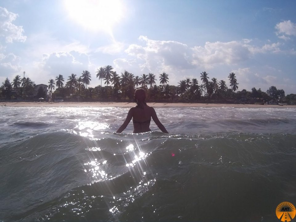 how to reach trincomalee