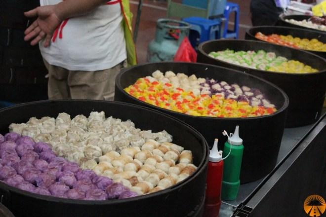 Night market, Melaka, Malaysia