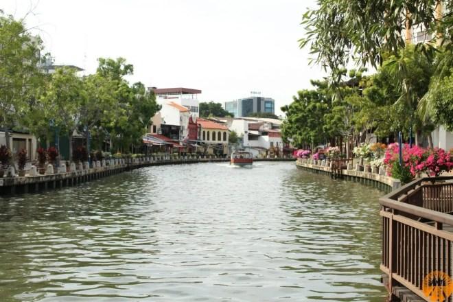 Melaka River, Malaysia