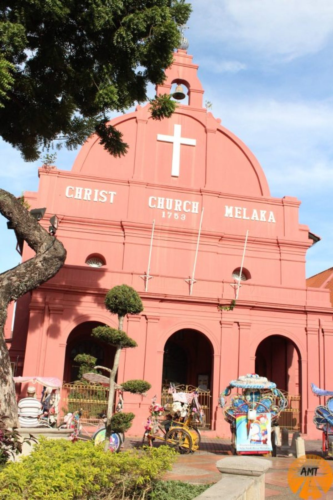 Chiesa di Cristo, Melaka, Malesia