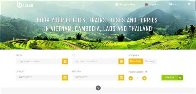 how to book train ticket Vietnam