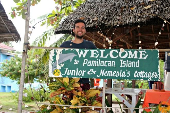 Pamilacan island bohol philippines