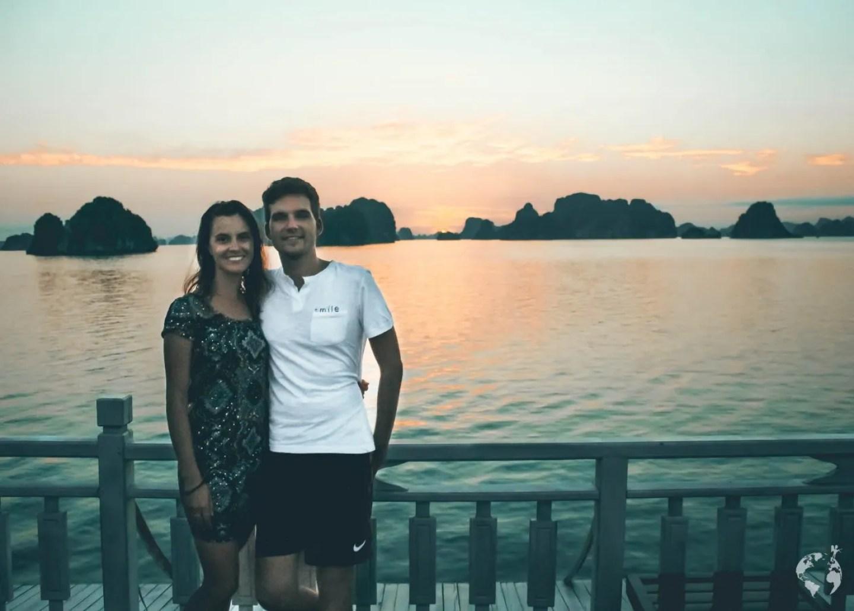 ha long bay cruise vietnam