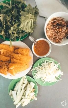 cibo vietnamita da nang dove mangiare banh xeo