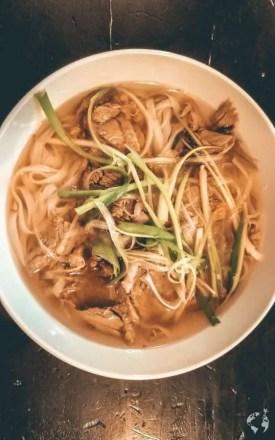 dove mangiare pho saigon vietnam