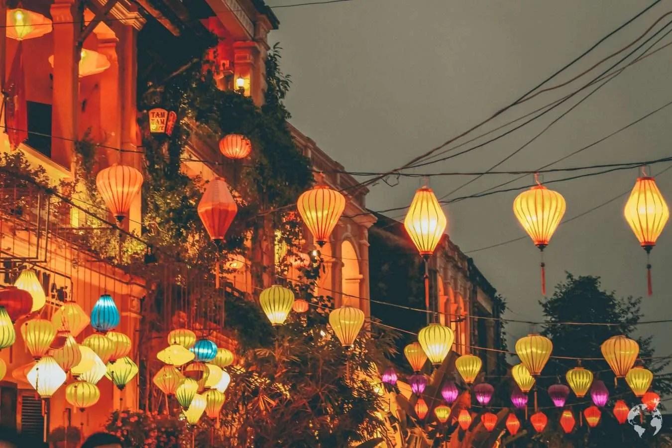 lanterne Hoi An come andare cosa vedere