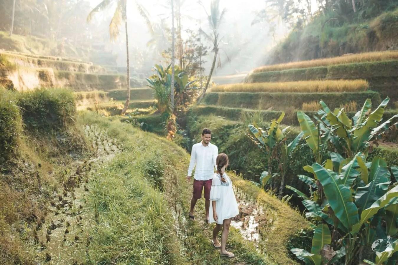 Bali Tegallalang photos