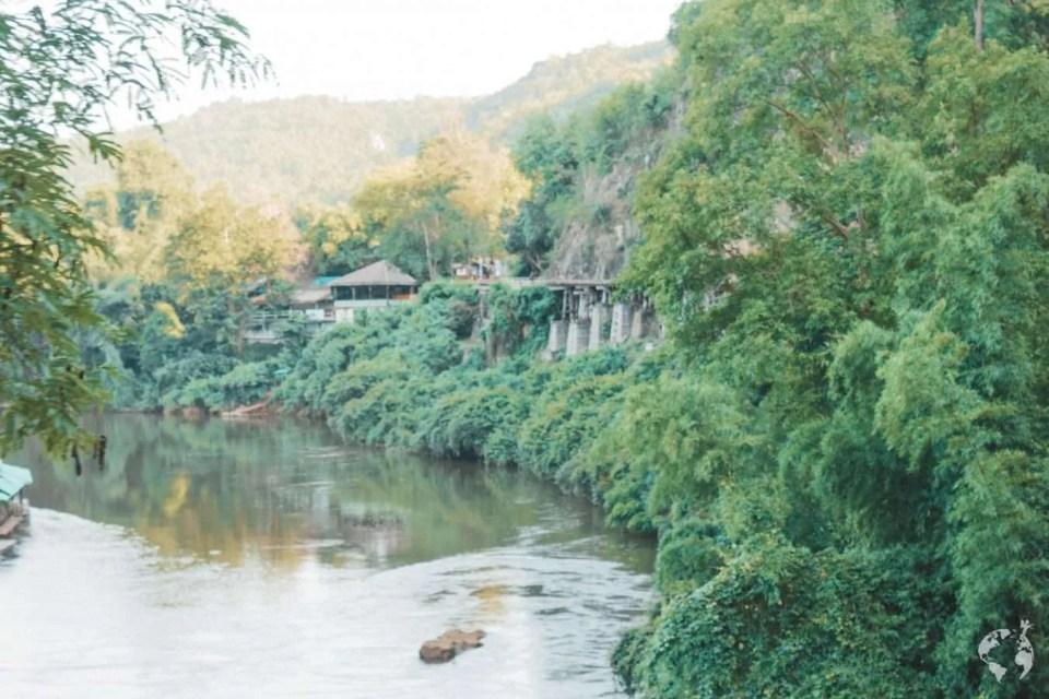 wampo viaduct death railway bridge nam tok