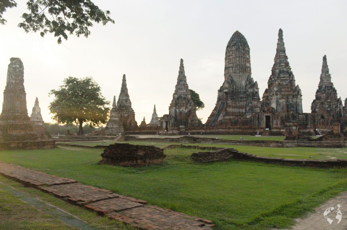 Best temples Ayutthaya how to go and visit