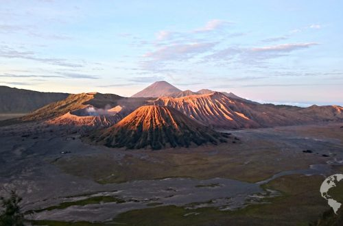 Bromo sunrise best place how to go