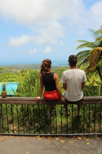 Alexandra Lookout Cape trib how to reach