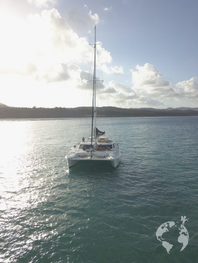 Sailing whitsundays wings best boat