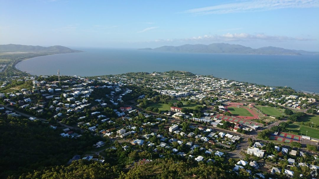 townsville panoramic view