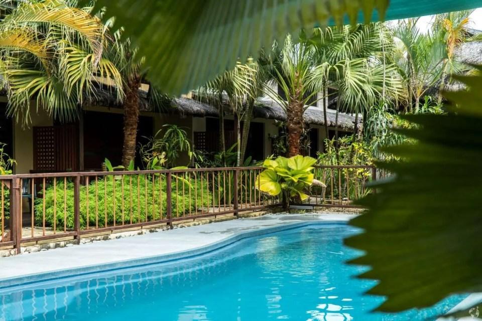 village de santo pool