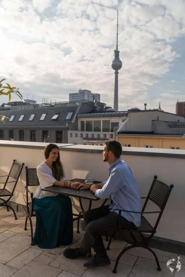 TV radio tower berlin price