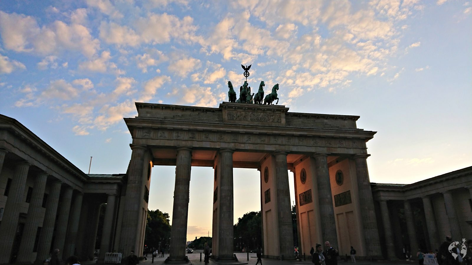 Brandenburger tor best time to go