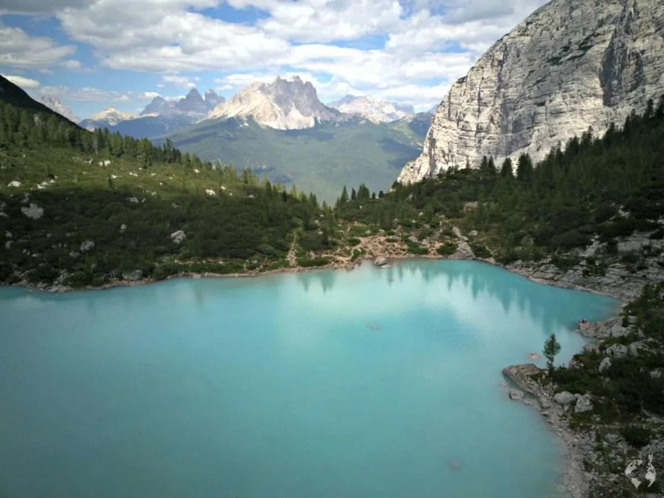 migliori laghi dolomiti