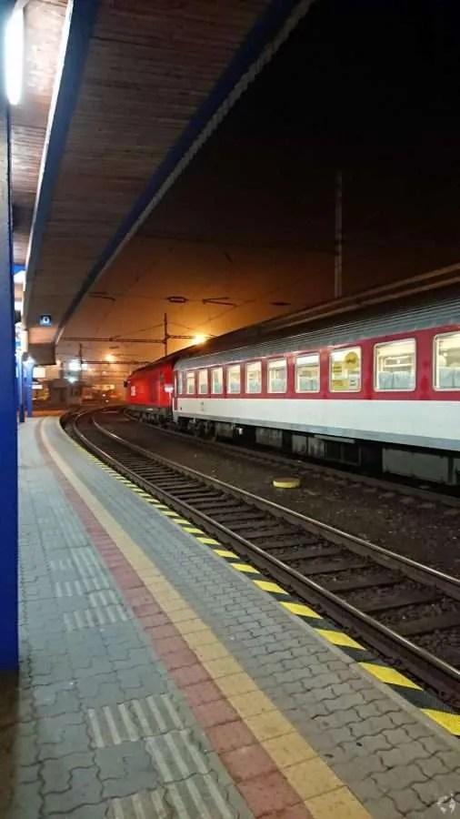 treno cuccette ungheria polonia