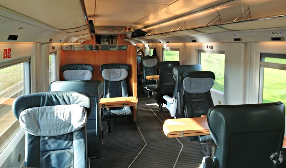 high speed train germany interrail