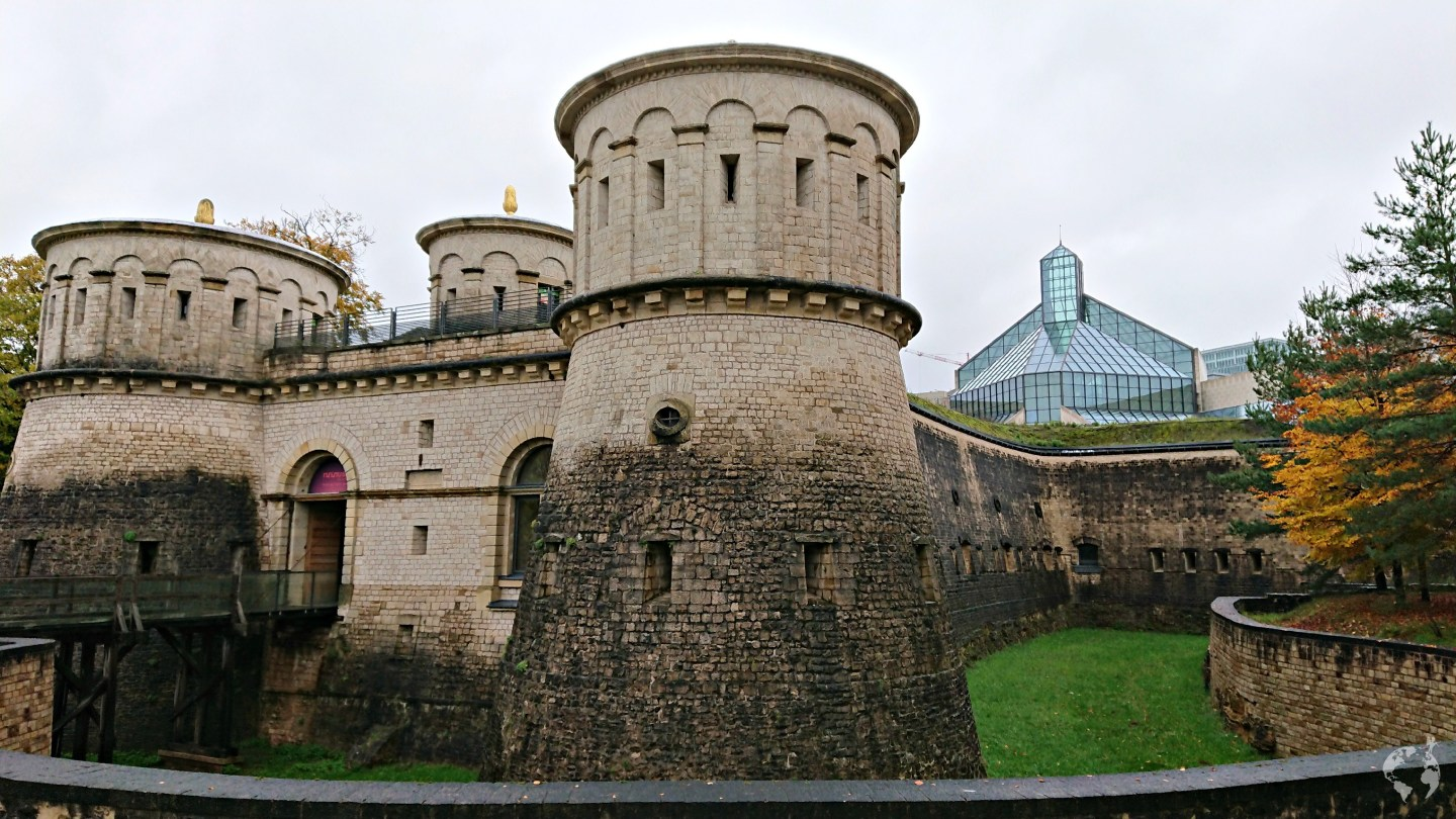 best places to see luxembourg city