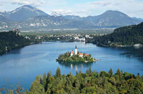 bled ojstrica viewpoint how to go