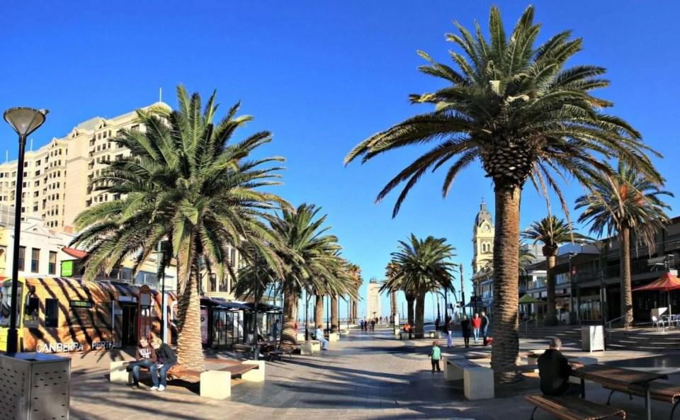 Adelaide città più vivibili al mondo