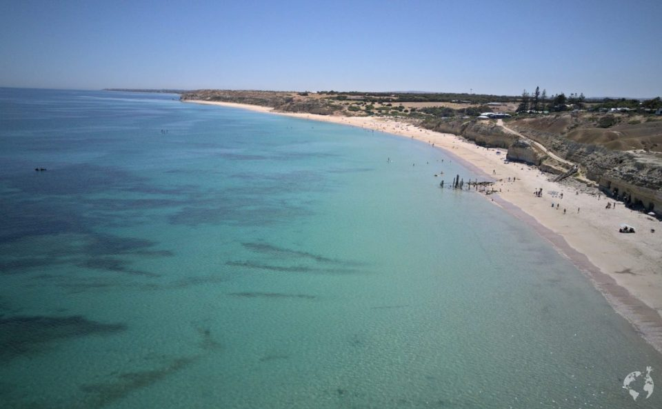 best beach Adelaide South Australia port willunga