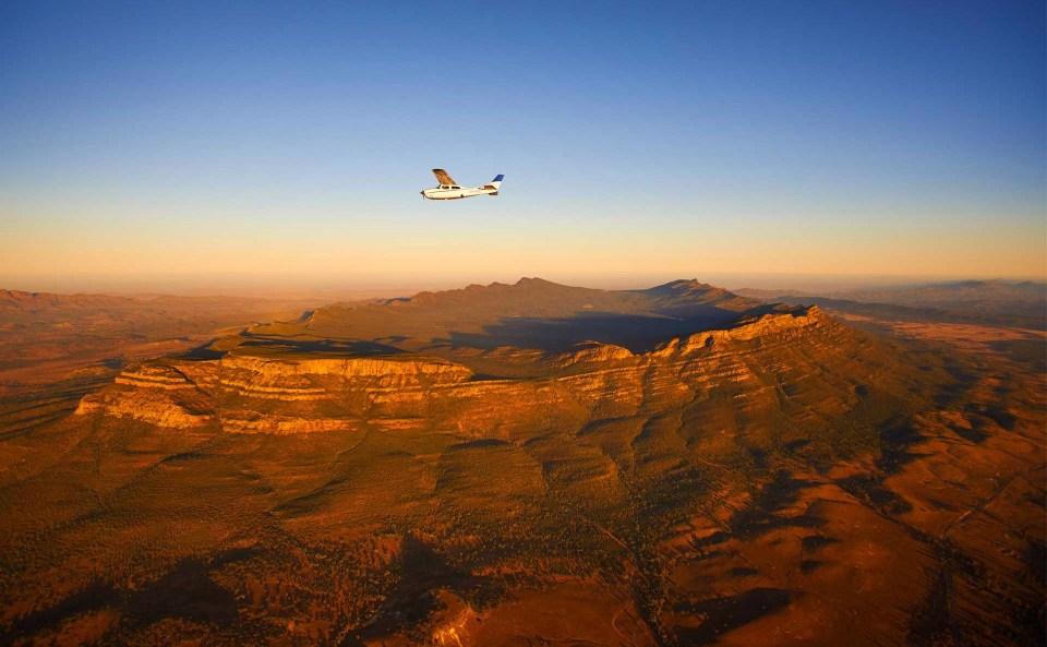 what to see South Australia flinders ranges