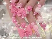 gyaru nail art amilocks