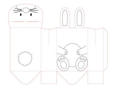 Easter Bunny Giftbox