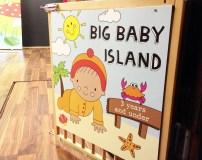baby island sign-bertieandboo