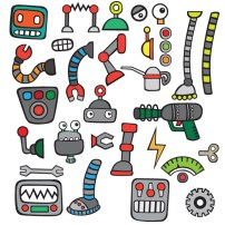 Robot-Stamps-sq