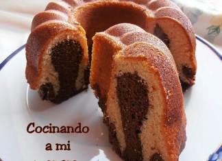 bundt cake de mascarpone
