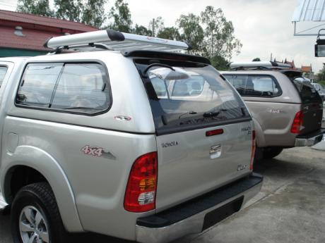 new Toyota Hilux Vigo Double Cab at Thailand's most trusted Toyota Hilux Vigo dealer Jack Motors Thailand