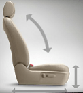2014 2015 Toyota Hilux Vigo comes with Power Seats