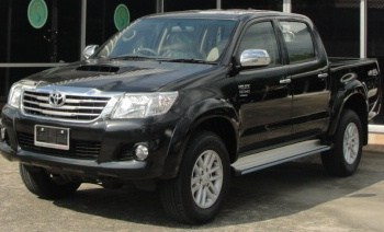 Toyota Vigo Hilux Champ 2014 2015 Vigo available at Thailand and UK top dealer