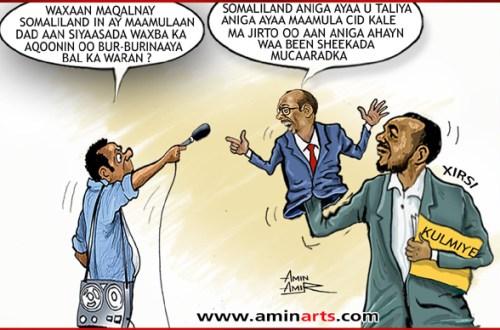 Wasiirka la sheegay inuu ugu awood badan yahay Somaliland