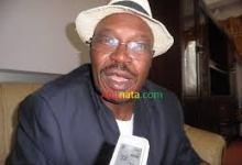 Dr. Ousmane Kaba, leader du parti PADES