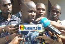 Ibrahima sory Camara, administrateur civil