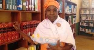 Mme Oumou Diop Directrice de la Bibliothèque de Dinguiraye