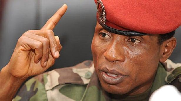 Moussa Dadis Camara, ancien président de la République