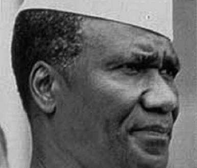 Sékou Touré, premier président de la Guinée indépendante