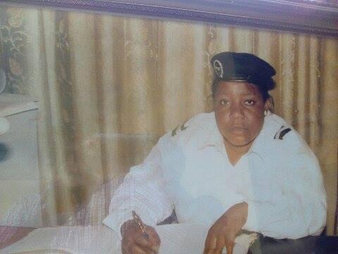 le brigadier-chef Aminata Lélé Donzo