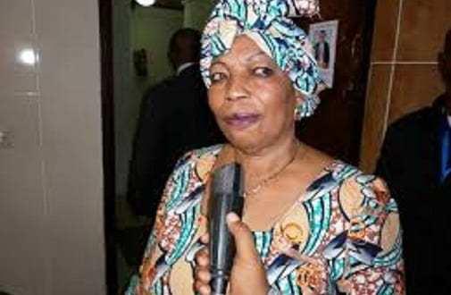 Martine Condé, présidente de la Haute autorité de la communication (HAC)