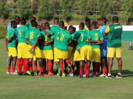 u20 syli national de Guinée
