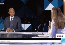 Cellou Dalein Diallo chef de file de l'opposition invité de France24